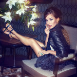 jesus-alonso-madame-figaro-black-leather-jacket-feather-skirt