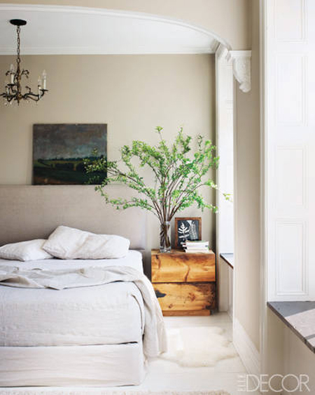 Natural Bedroom Decor: PRETTY NATURAL Look For Less