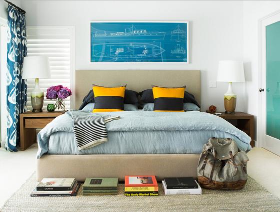 Sophisticated Beach House Decor: [Guest Post] La Petite Fashionista Sophisticated Surf
