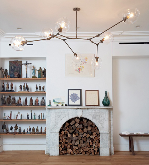 La dolce vita design under the influence lindsey adelman chandeliers for Small chandeliers for living room