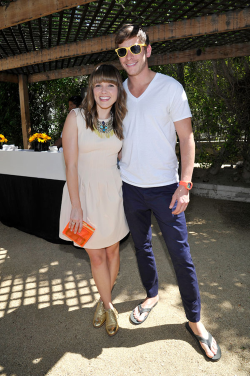 Bazaar coachella parker party sophia bush dan fredenburgh sophia bush