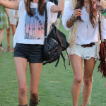 Miranda Kerr Coachella Wildfox palm tree photo real tee Alessanra Ambrosio