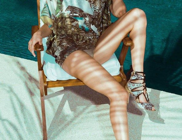 Isabeli-Fontana-for-Morena-Rose-swim-jaguar-coverup-heels-pool