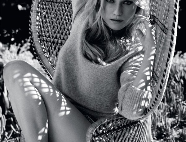 Diane-Kruger-retro-bombshell-peacock-chair-Marie-Claire-UK-Aug13-by-David-Roemer