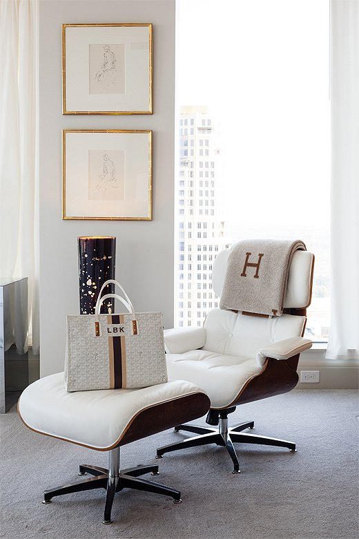 Eames Hermès Goyard What Dreams are Made of Erika
