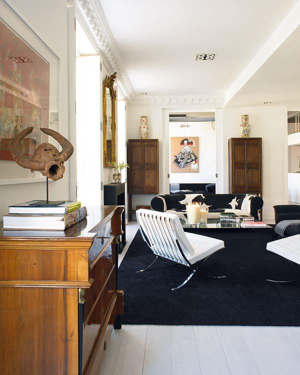 La vida eclectic in black white erika brechtel - Carlos serra ...