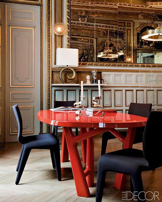 Glamorous Dining Rooms: GRAND SALON Glamorous In Paris
