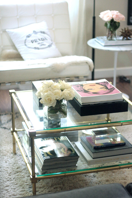 HOW TO STYLE A Coffee Table Erika Brechtel