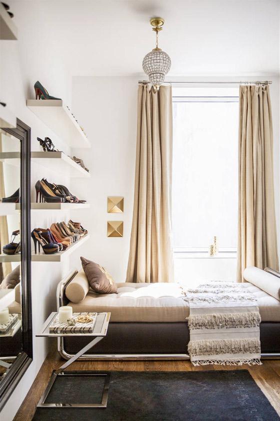 ORGANIC GLAM Nate Berkus Target Domino Erika Brechtel - Nate berkus bedroom designs