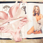 Coveteur Rosie Huntington Whiteley lingerie Rosie for Autograph Kate Moss