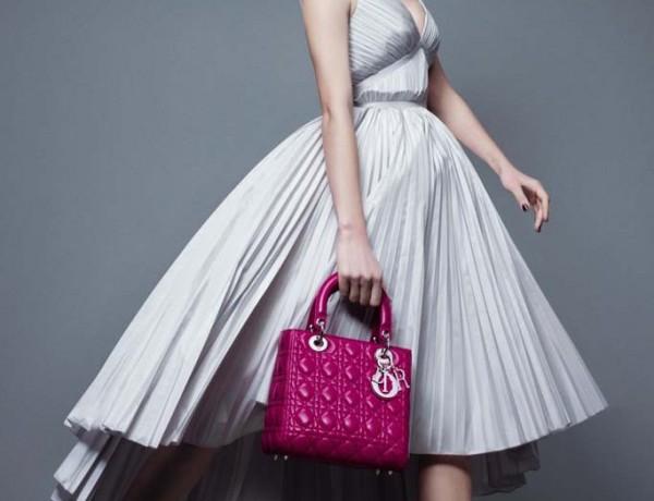 Lady Dior fw14 ad campaign Marion Cotillard