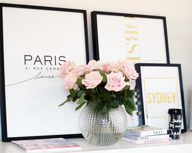 sealoe Paris Sydney prints