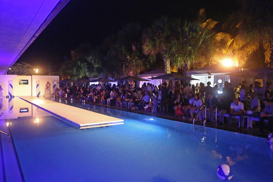 Miami-Swim-Week-Peroni-Emerging-Designers-show-2014-SLS-Hotel-pool-runway