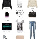 WISH LIST for the Rocker Boho Birthday Girl