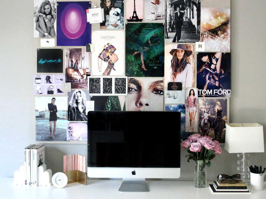 inspiration pinboard early fall 2014 art euro chic Tracey Emin James Turrell Marilyn Minter Erika Brechtel