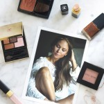 FALL MAKEUP TREND Nude + Rose Gold + Bronze