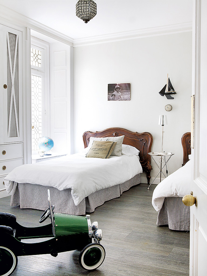 Updated Classic Rustic Traditional In Madrid Erika Brechtel