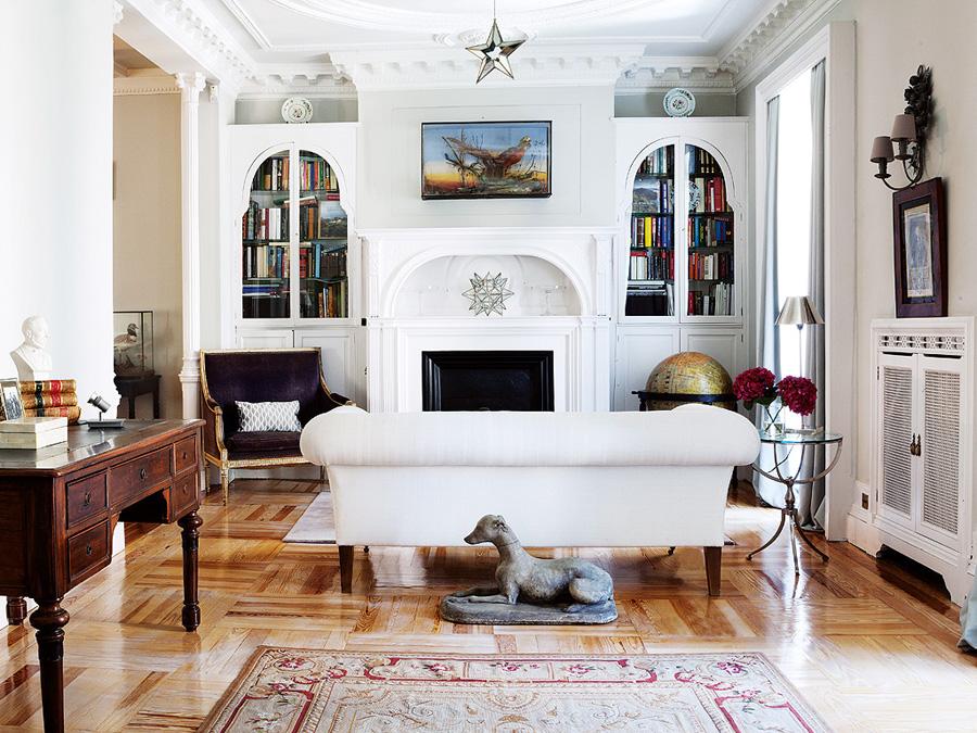 Updated Classic Rustic Traditional In Madrid Erika Brechtel