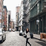 New York fall Erika Brechtel Soho