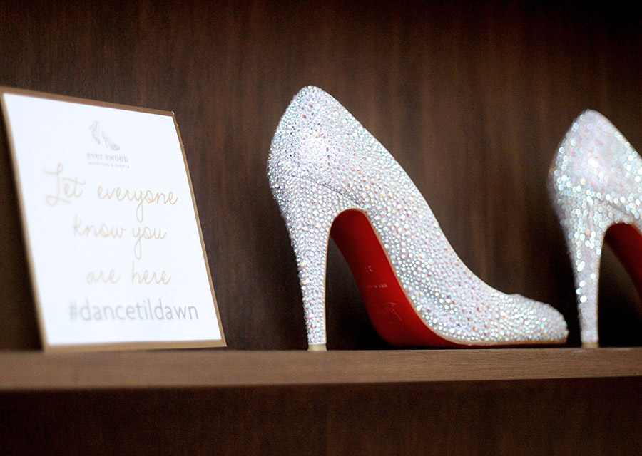 Soho NYC loft Tamra Sanford ever swoon studio sparkly Louboutins