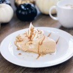 THE MIX WITH YUKI Pumpkin Ice Cream Pie