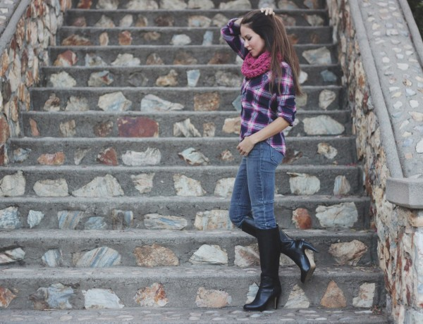giveaway Erika Brechtel november outfit Remember A Day scarf bkgrnd