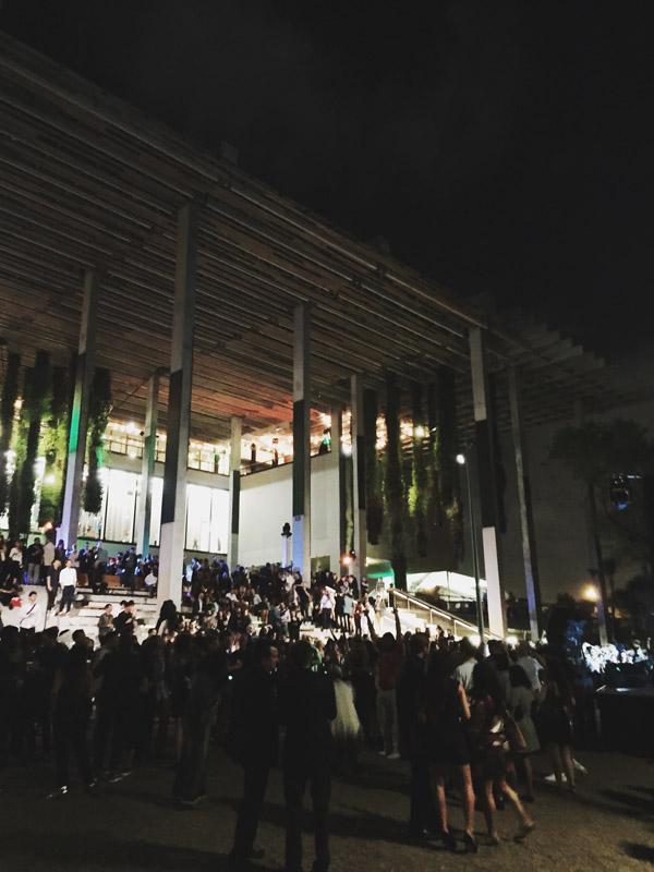 Art Basel Miami 2014 Erika Brechtel PAMM 1 yr anniversary party
