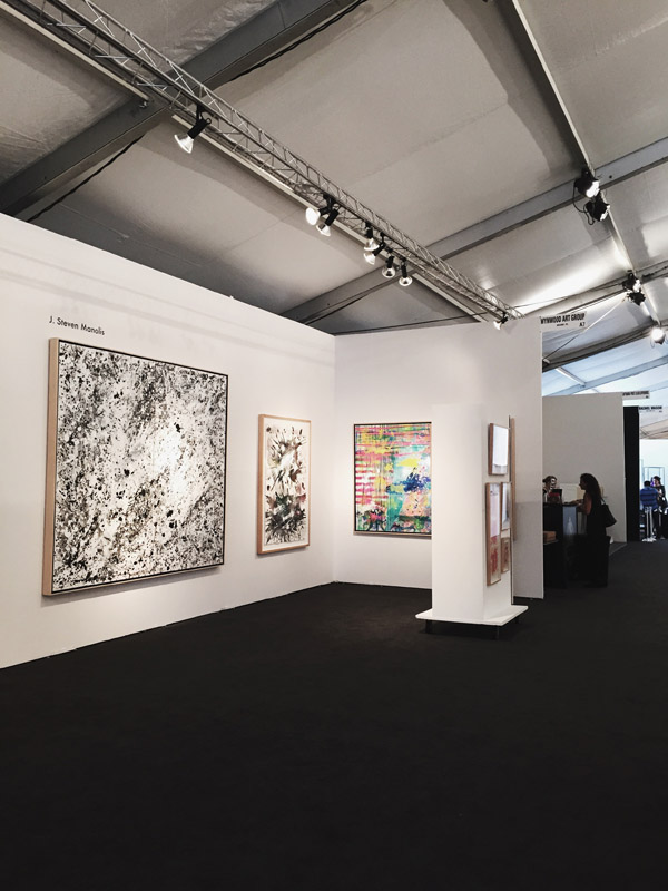 Art Basel Miami 2014 Erika Brechtel Select Art Fair