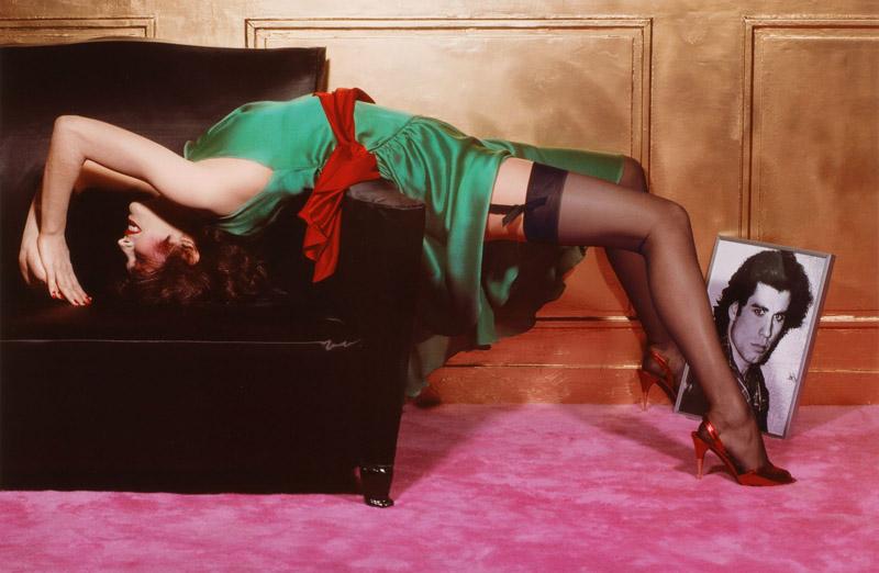 Guy Bourdin fashion photography John Travolta