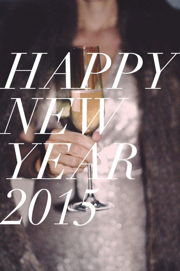 Happy New Year 2015 Erika Brechtel