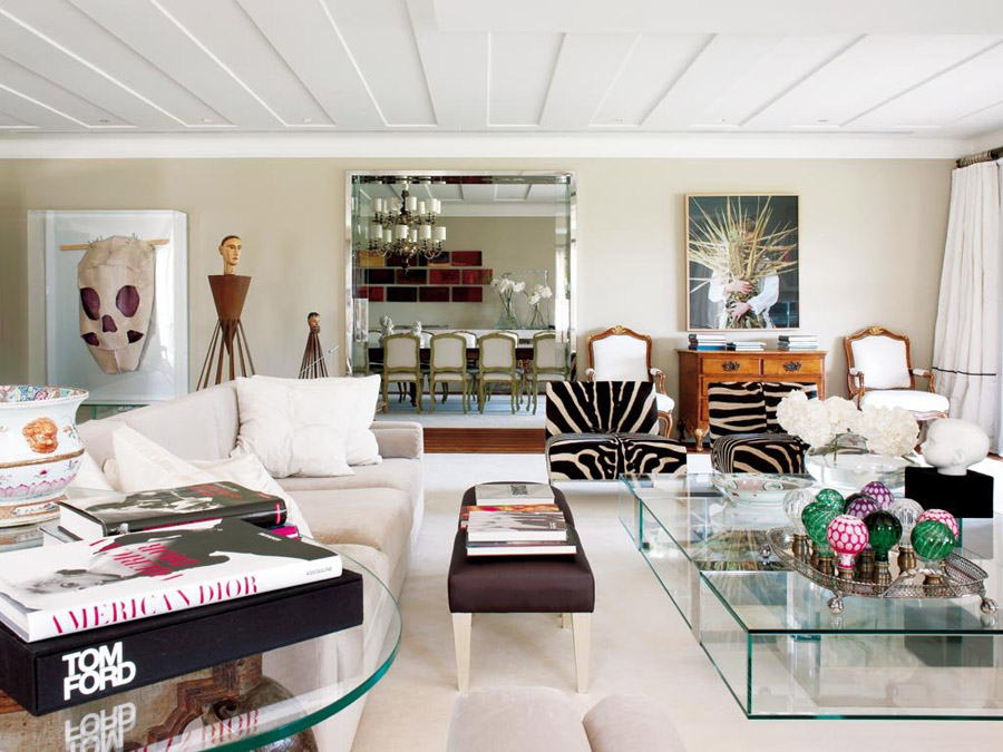 Contemporary Glam Living Room: CONTEMPORARY GLAM In Portugal
