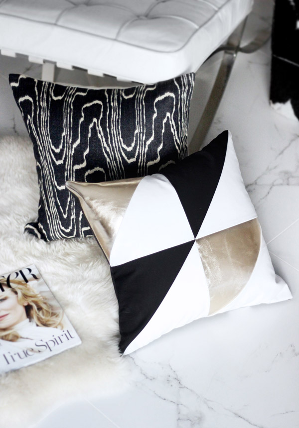 giveaway TMH pillows Erika Brechtel