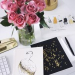 JANUARY GIVEAWAY Garance Doré Stationery