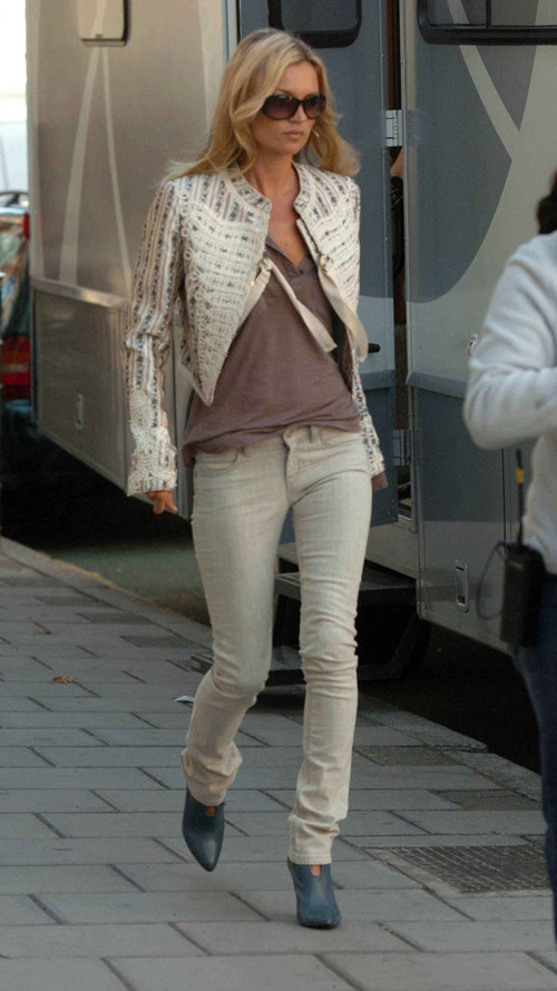 Kate Moss Street Style Muse Erika Brechtel