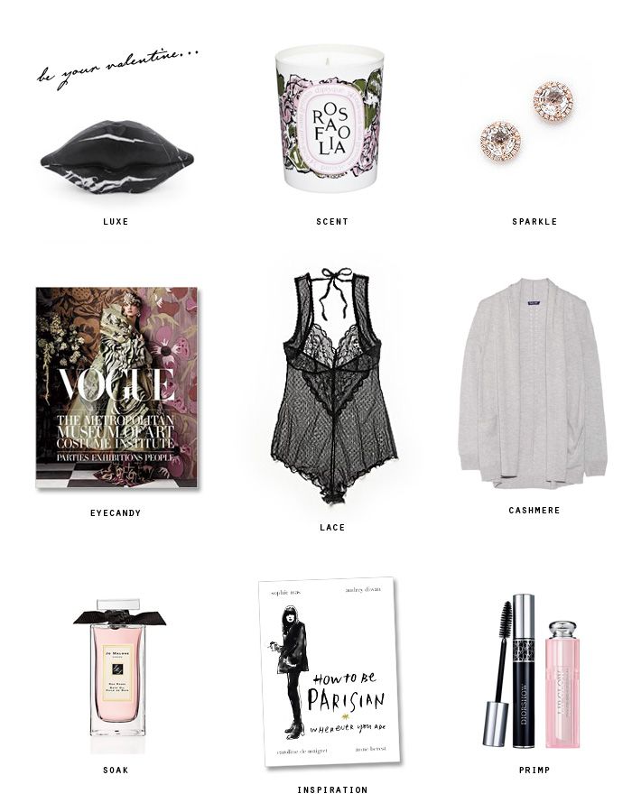 valentines day gift yourself guide by Erika Brechtel
