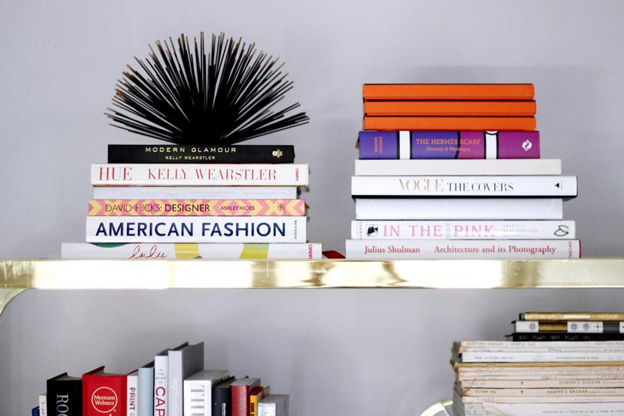 How To Style A Bookcase Erika Brechtel