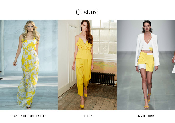color trends 2015 custard