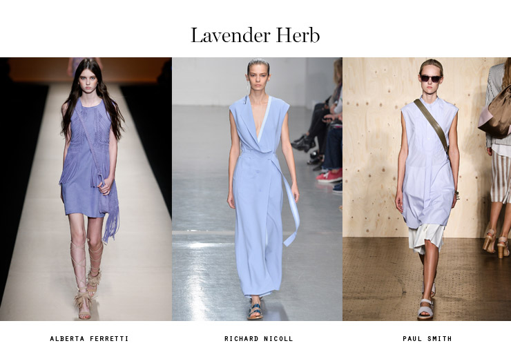 color trends 2015 lavender herb