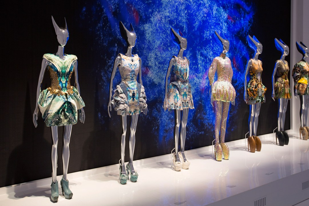 Alexander McQueen Savage Beauty Victoria and Albert Museum Platos Atlantis