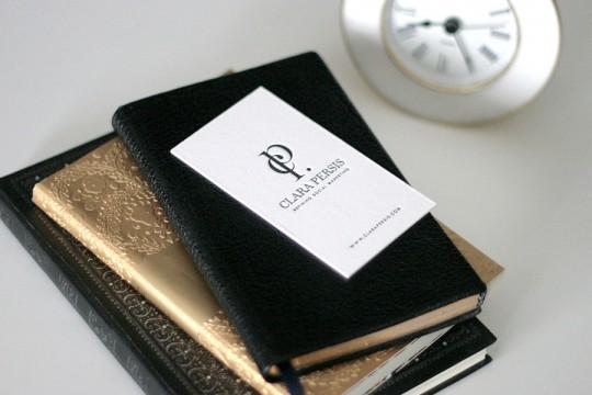 Clara-Persis-logo-letterpress-biz-card-by-Erika-Brechtel
