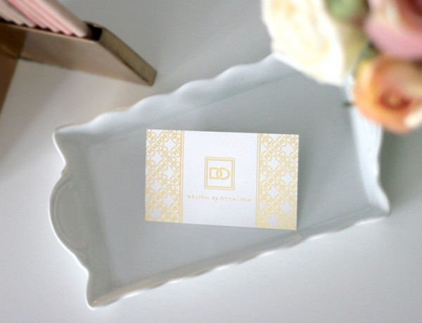 Design-by-Occasion-gold-foil-biz-card-by-Erika-Brechtel