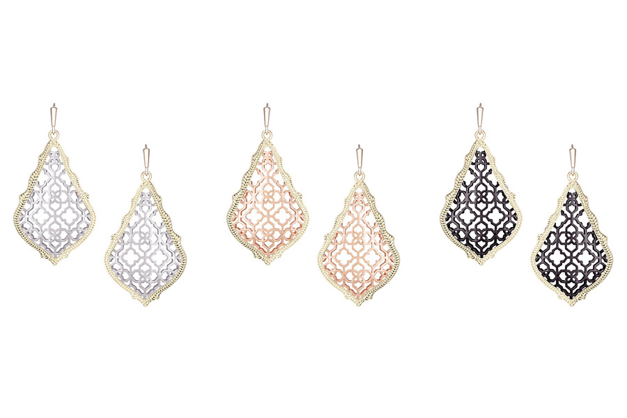 Kendra Scott mystic bazaar Addie earrings