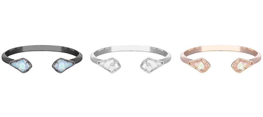 Kendra Scott mystic bazaar Liana bracelet