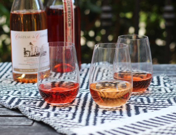 Napa Valley Insider Tom Inlay rose wines