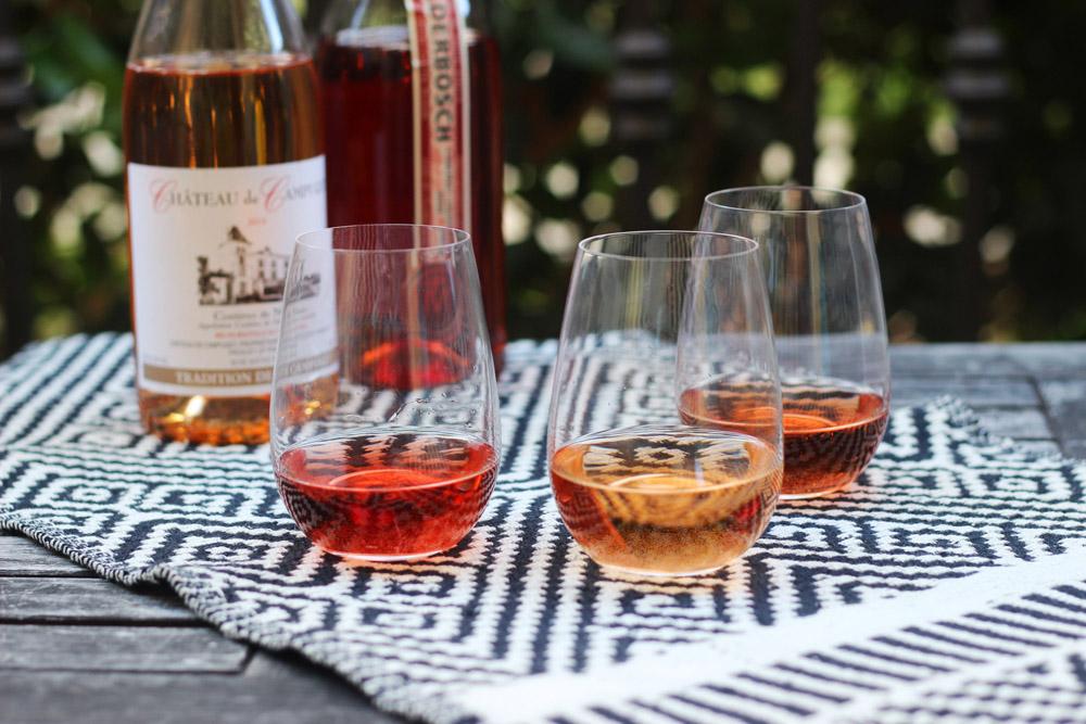 Napa Valley Insider Tom Inlay rose wines