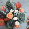 D.I.Y. Vegetable Florals