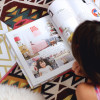 ADORE HOME BOOK My Big Girl & Her Little Room