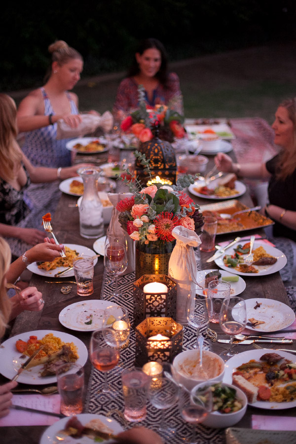 Moroccan Dinner Party Ideas Part - 18: Erika Brechtel Outdoor Moroccan Party Wine Tasting Photo By Jen Daigle 660  Dinner