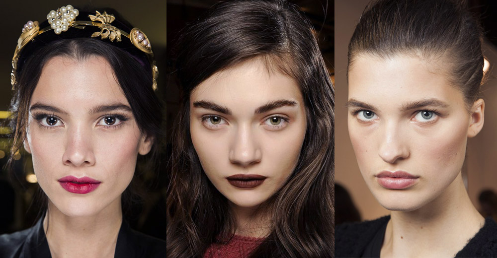 beauty trends aw15 feat