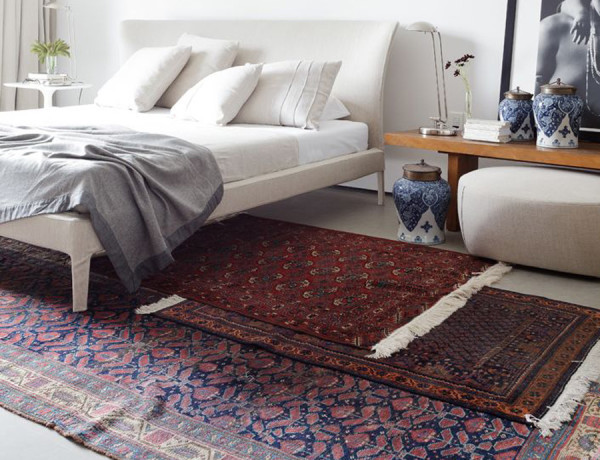 layered rugs feat